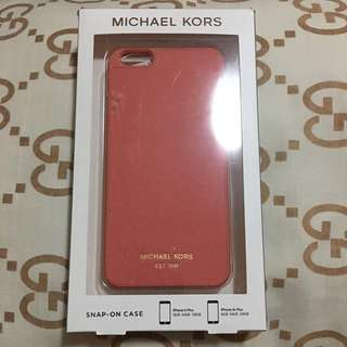 CHRISTMAS SALE!! Php 850 - Michael Kors Snap-On Case (Iphone 6 Plus and 6S Plus)