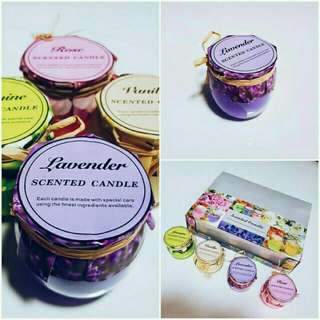 Scented Candle (PROMO BELOW)