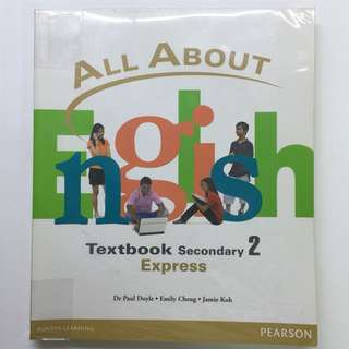 All about English Textbook 2 (Exp)