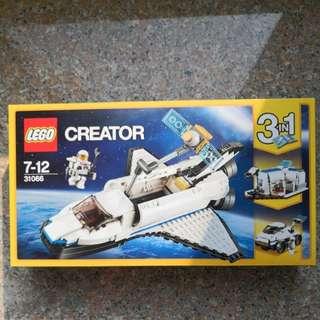 LEGO 31066 Space Shuttle Explorer
