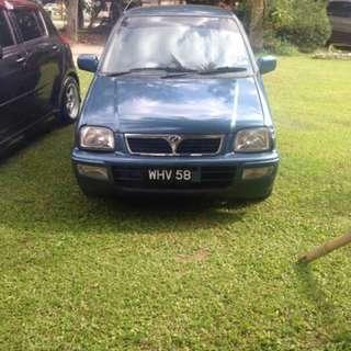 Kancil for sale good condition🚙