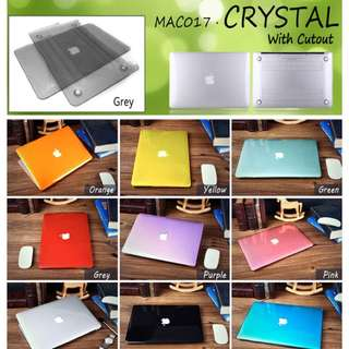 """MacBook Pro 13"""" Crystal Cover with Cutout"""