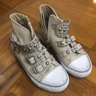 ASH kids leather sneakers Size 30