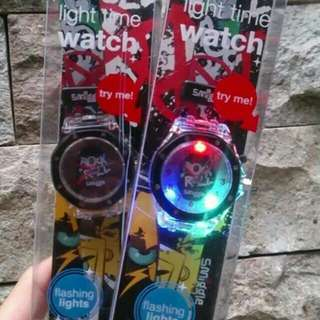 Smiggle Light Up Graphic Watch