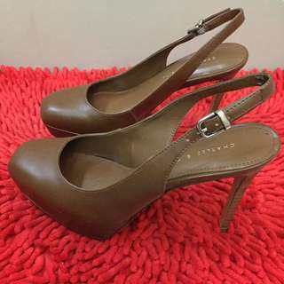 Brown High Heels