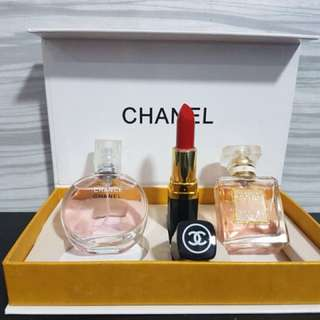 3in1 Chanel Set