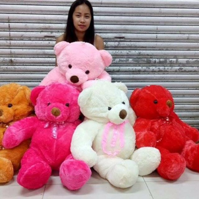 2.5 ft stuffed toy
