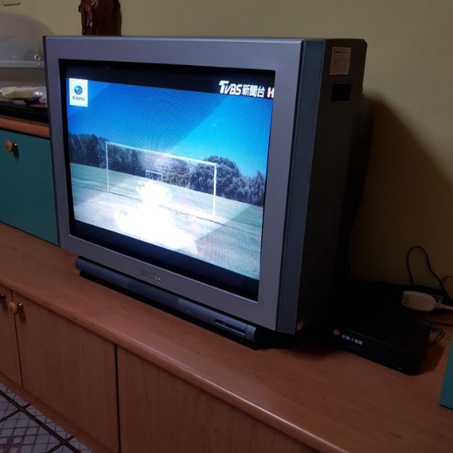 東芝29吋平面電視