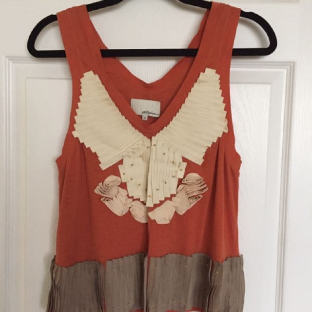 3.1 Phillip Lim Top - XS (fits Like Small)