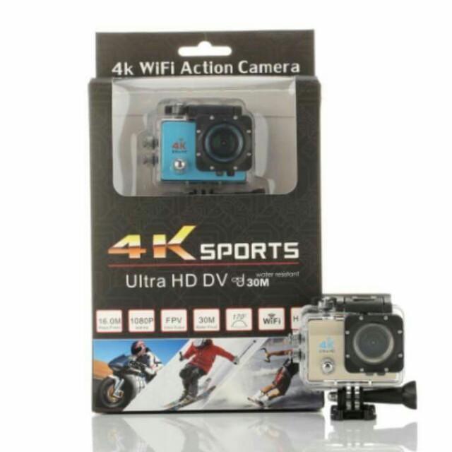 4k wifi4K WIFI ACTION CAMERA 4K SPORTS ULTRA HD DV 12 MP WATERPROOF