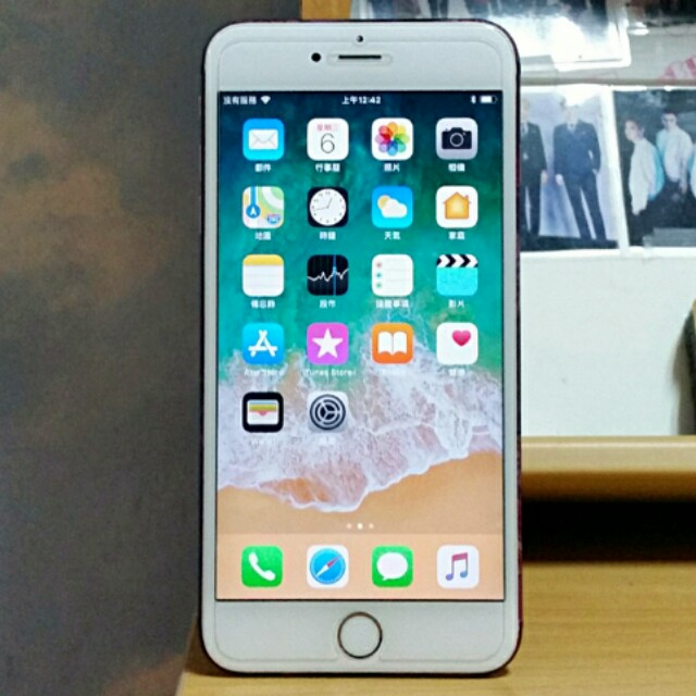 93% New Iphone 6S plus 16G Rose Gold