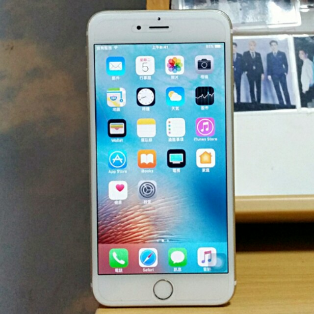 97%Nearly New Iphone 6 Plus 16G Gold
