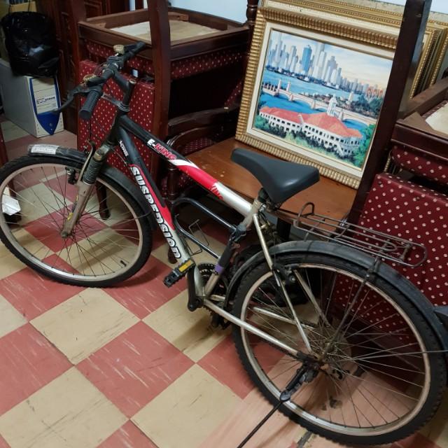 變速腳踏車