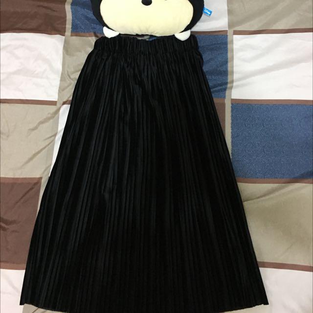 全新✨百褶長裙