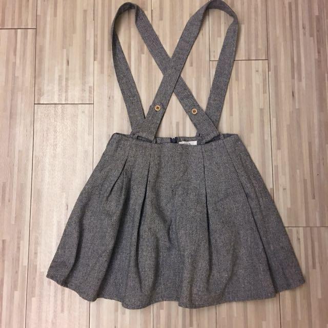 超可愛💕吊帶短裙