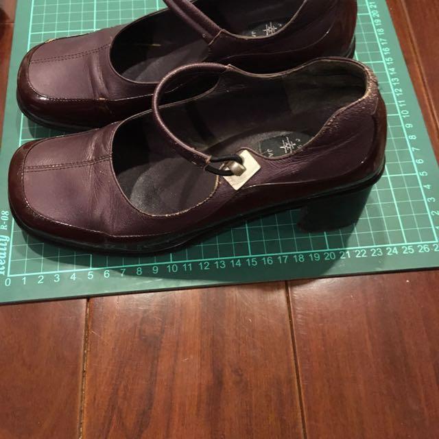 二手鞋出清 紫款