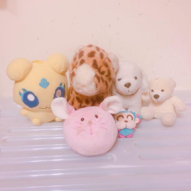 玩偶娃娃們 #我的家飾可超取