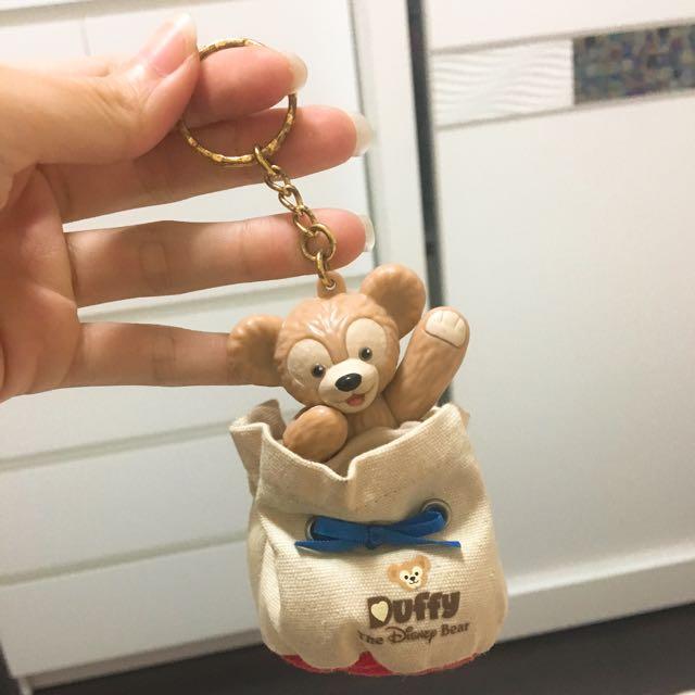 二手 Duffy吊飾