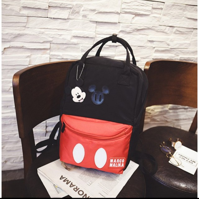 🆕 Mickey Backpack