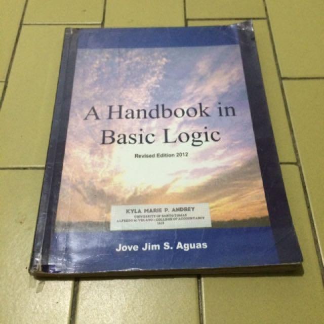 A Handbook in Basic Logic