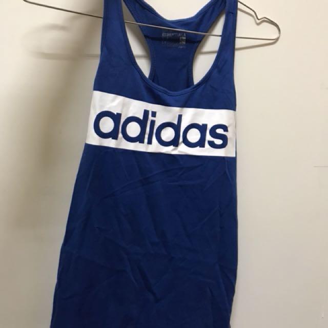Adidas 正品背心