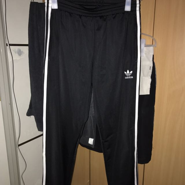 Adidas 三線運動褲 三葉草