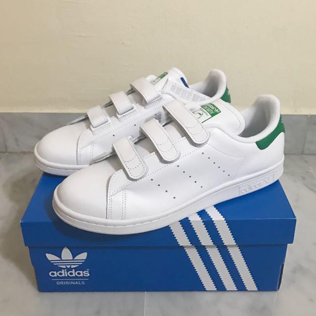 Adidas Stan Smith cf green butt
