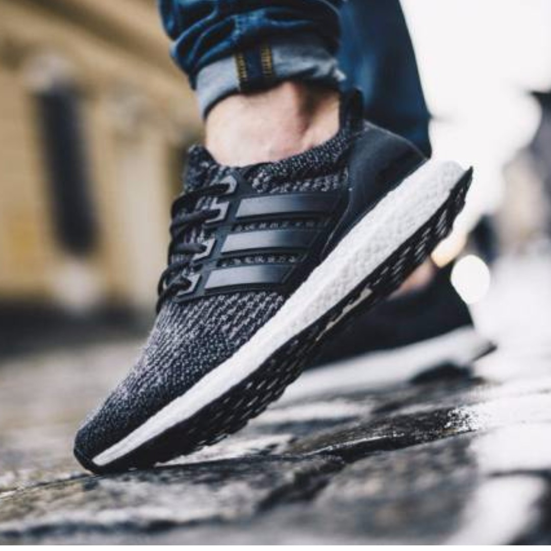 011649473 Adidas Ultra Boost 3.0 Utility Black