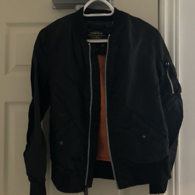 Alpha Industries Bomber XS