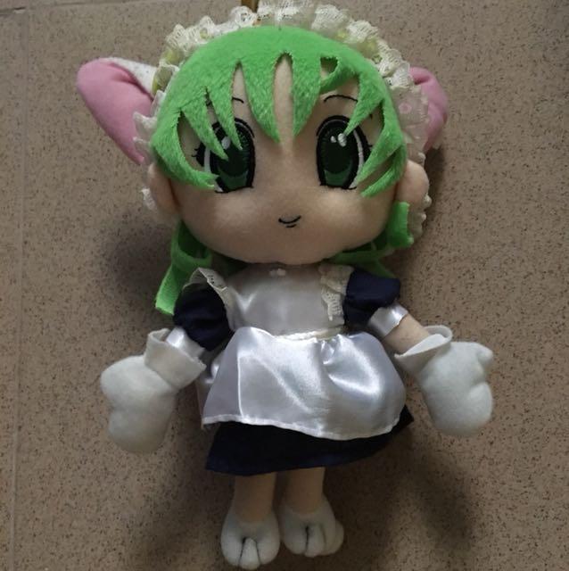 Anime stuff toy