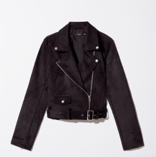 Aritzia Talula Morton Jacket BLACK