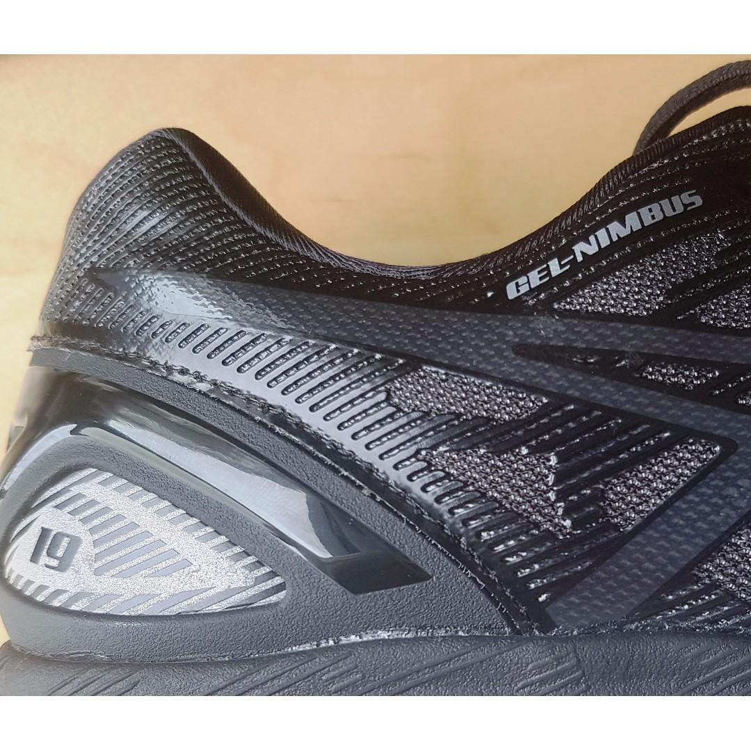 buy online ca29b 2b6d4 Asics Gel-Nimbus 19 Mens Running Shoe - Size 11 / 44 (T702N ...