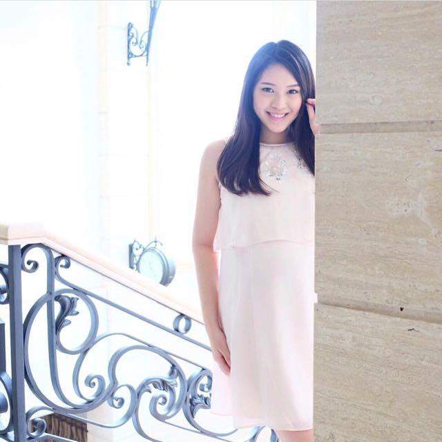 Asos dress (bisa jadi baju hamil) like new size M/L
