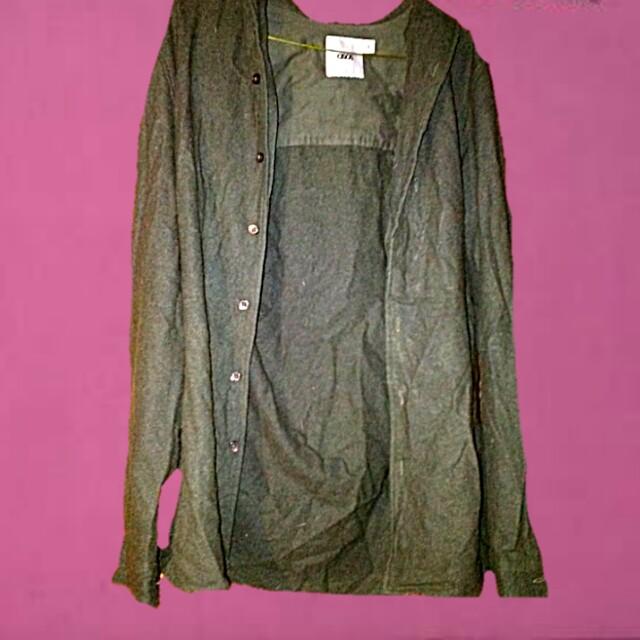ASOS oversize kahki jacket small