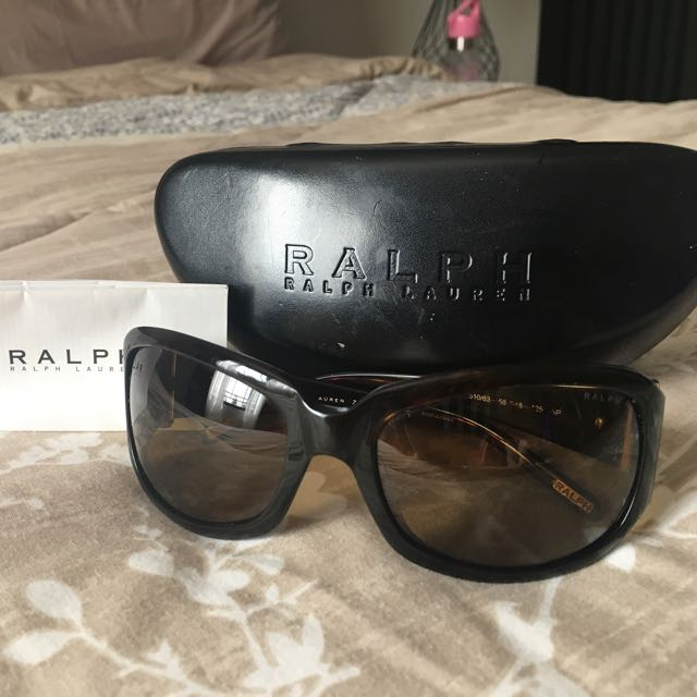 Authentic Ralph Lauren Polarized Sunglasses