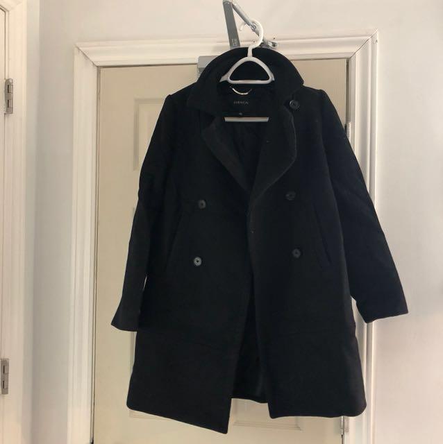 Babaton Wool Coat XXS