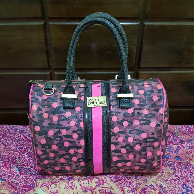 St. Paul's Bag