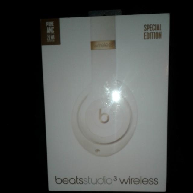 Beats studio 3 wireless (special edition)