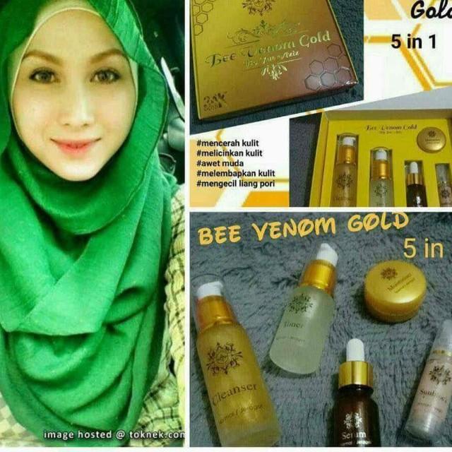 Bee Venom Gold 5in1 Skincare