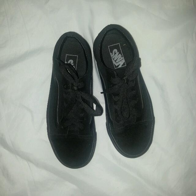 Black shoes (Repriced!)