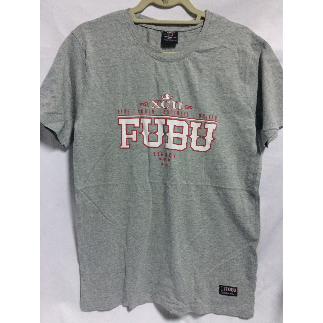 Bnew Men's / Big Boy's Shirt (FUBU)