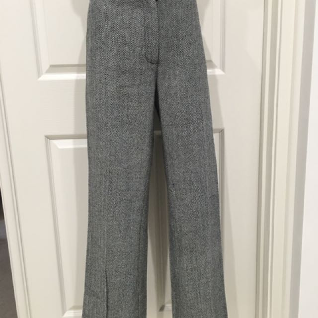Brand new wool blend herring pants Size 10