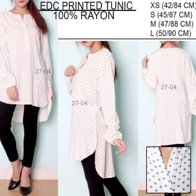 Branded EDC PRINTED TUNIC
