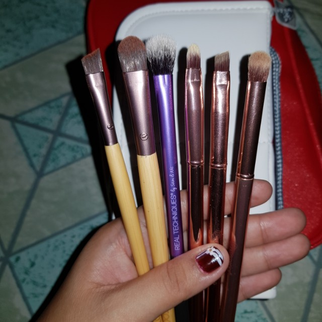 Brushes - Real Techniques, BH Cosmetic & Ecotools