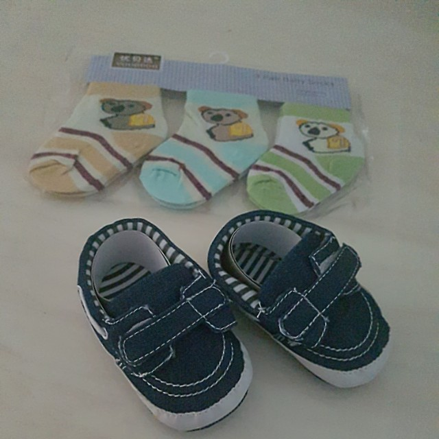Bundle set offer - Baby Shoes & Socks