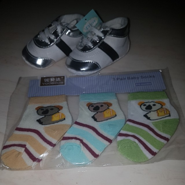 Bundle set offer - Shoes & Socks