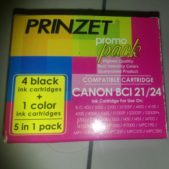 Canon Bcl 21/24 Ink Cartridge