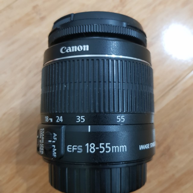 Canon EF 18-55mm f1:3.5-5.6
