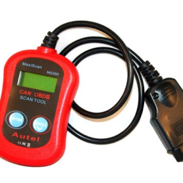 Car diagnostics scanner