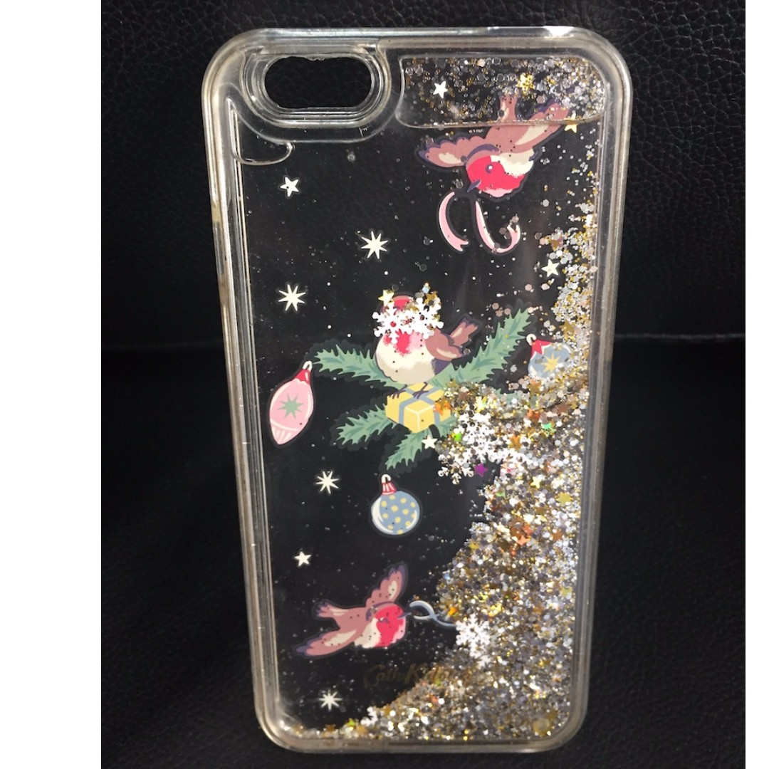 Cath Kidston ~ iPhone 6 Glitter Case Cover (Authentic)